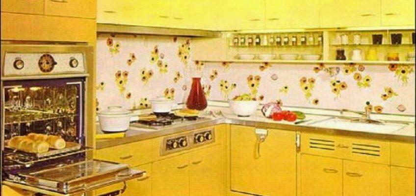 Essa cozinha perde para o que era a minha, kkkk